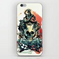 THE KING V iPhone & iPod Skin