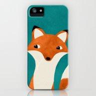 Fox iPhone (5, 5s) Slim Case