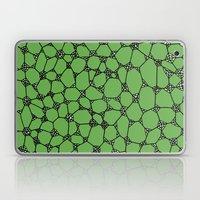 Yzor pattern 006-4 kitai green Laptop & iPad Skin