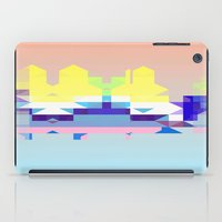 Summer City iPad Case