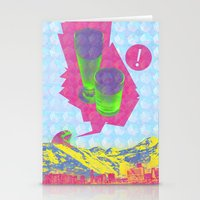 Spring Break: A Visual Journal Stationery Cards