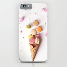 Macaron Cone iPhone 6 Slim Case
