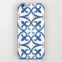 Floor Tile 8 iPhone & iPod Skin