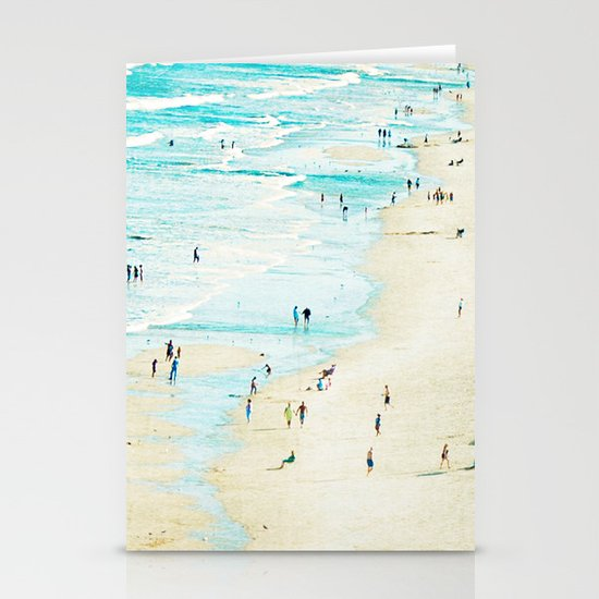 Jersey Shore Stationery Card