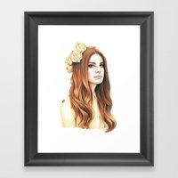 LDR Framed Art Print