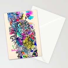 Doodle in Color Stationery Cards