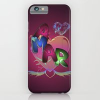iPhone & iPod Case featuring Love by edprodesign