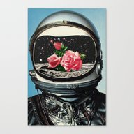 Spring Crop At The Rosse… Canvas Print