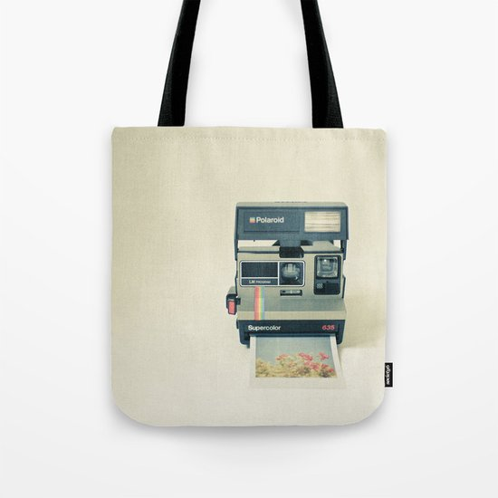Instant Dreams Tote Bag
