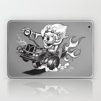 Doc Fink Laptop & iPad Skin