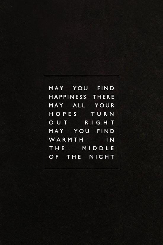 II. Find Happiness Art Print