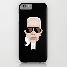 Karl Lagarfeld iPhone 6 Slim Case