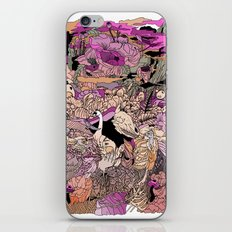 VULTURE iPhone & iPod Skin