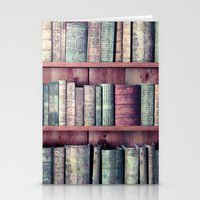 books Stationery Cards featuring books by Claudia Drossert