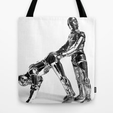 Droid Buttseks Tote Bag