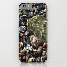 pool of pebbles  iPhone 6 Slim Case