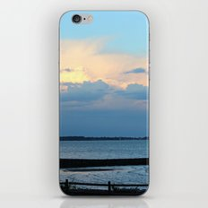 Behind the Clouds iPhone & iPod Skin