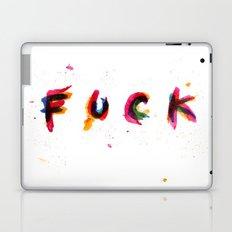 FUCK (2) Laptop & iPad Skin