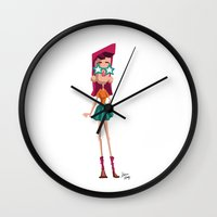 Stella Star Wall Clock