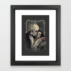 'Eternal Love' Framed Art Print