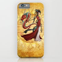 Chinese dragon iPhone 6 Slim Case