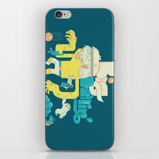 Big Ballin' iPhone & iPod Skin