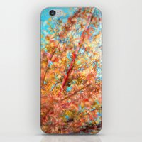 Trippin under a tree iPhone & iPod Skin