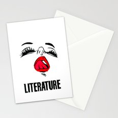 Lit Lust Stationery Cards