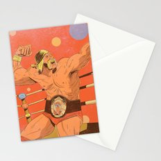 The Hulkster! Stationery Cards