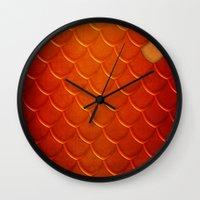 Smaug Wall Clock