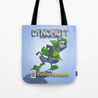 DYNOMUTT Tote Bag