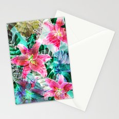 Jungle Lilies Stationery Cards
