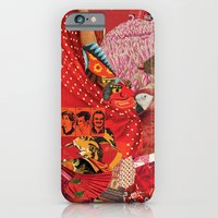 iPhone & iPod Case featuring Red by Guilherme Lepca