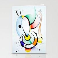 Eye - Ojo Stationery Cards