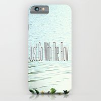 Just Go With the Flow iPhone 6 Slim Case