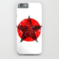 Circle and star iPhone 6 Slim Case