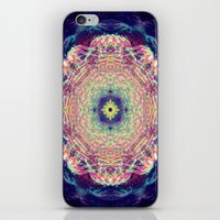 Cosmos Blossom iPhone & iPod Skin