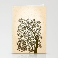 The Fruit of the Spirit (I) Stationery Cards