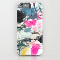 Luana searches her bag iPhone 6 Slim Case
