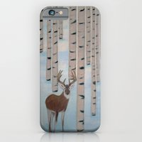 Winter Birch iPhone 6 Slim Case