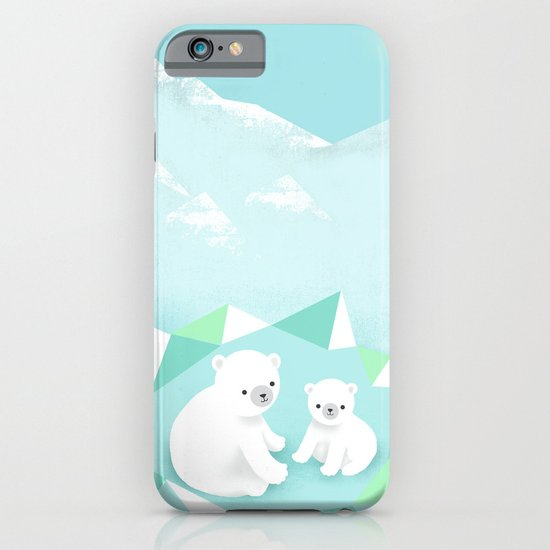 Arctic Den iPhone & iPod Case