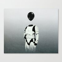 The Stormtrooper - #2 In… Canvas Print