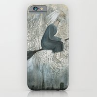 iPhone & iPod Case featuring City Grime by Maria Forrester
