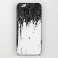 Tracy iPhone & iPod Skin