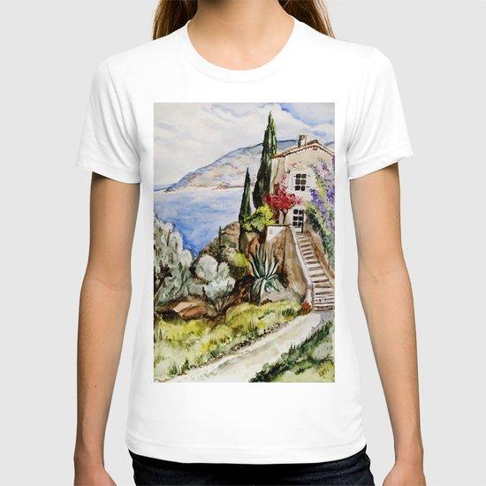 Èze Village T-shirt