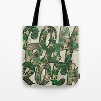 Combat Rock Tote Bag