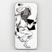 Bison iPhone & iPod Skin