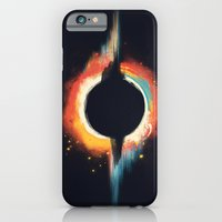 iPhone Cases featuring Void by Budi Kwan