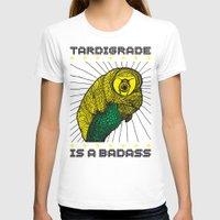 T-shirt featuring Tardigrade by Matt Crave
