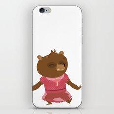Little Bear iPhone & iPod Skin